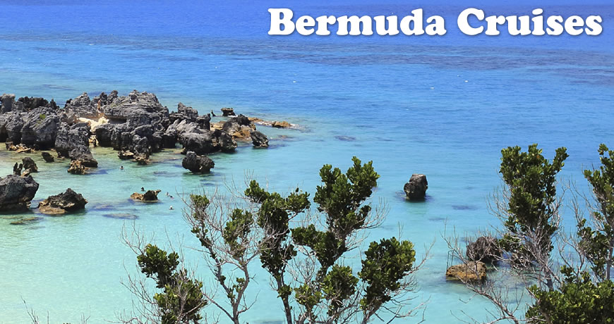 Bermuda Cruises from Bayonne, New Jersey