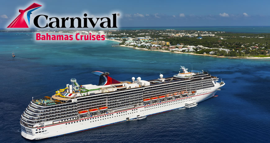 Carnival Cruises to the Bahamas | Bahamas Carnival Cruise
