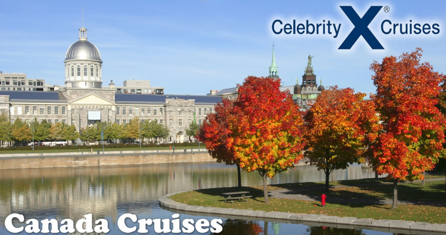 Canada and New England Cruises | Celebrity Cruises