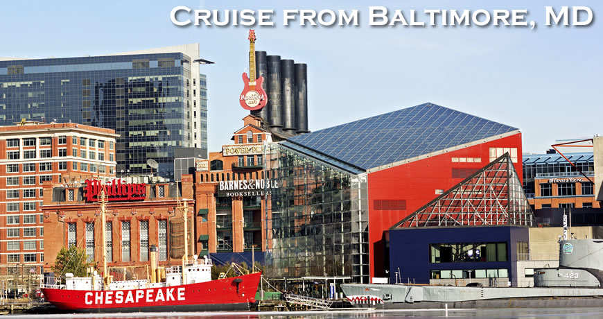THE 15 BEST Cruises from Baltimore, MD 2019 (with Prices ...
