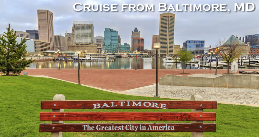 Cruises From Baltimore Cruise From Baltimore Maryland Direct - Parking at baltimore cruise ship terminal