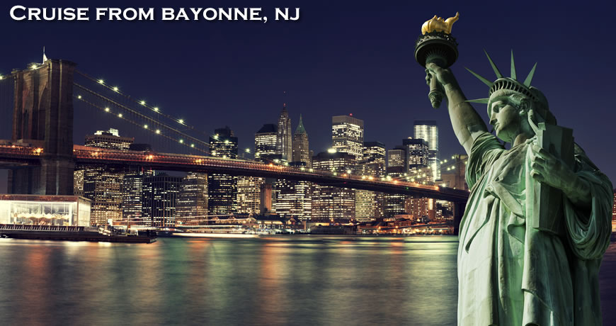 Cruise from Bayonne, New Jersey - Direct Line Cruises