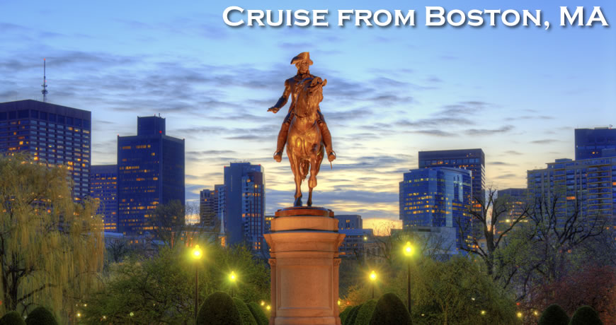 All inclusive Cruises From Boston, MA