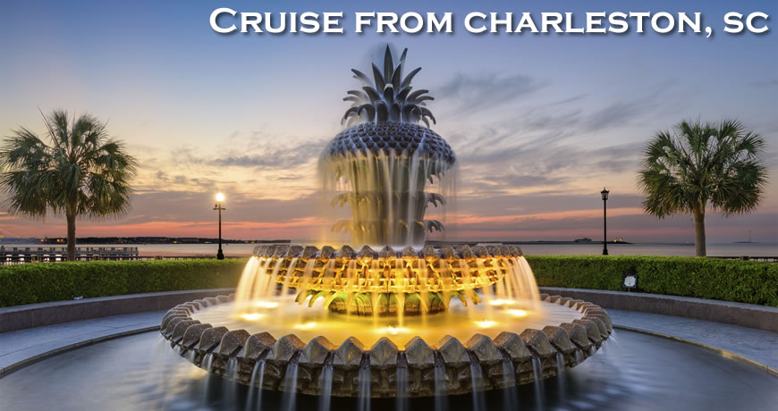 Cruises From Charleston Cruise From Charleston South