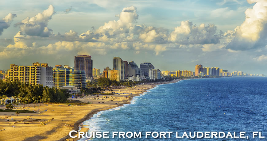 Cruises From Fort Lauderdale Cruise From Ft Lauderdale Florida - Cruise from fort lauderdale