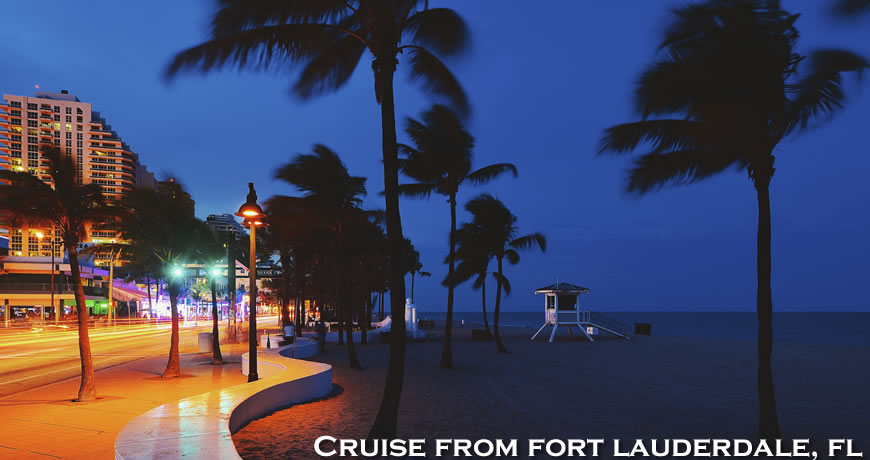 Cruises From Fort Lauderdale Cruise From Ft Lauderdale
