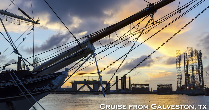 Cruises From Galveston Cruise From Galveston Texas Direct Line Cruises