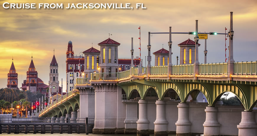 Cruises From Jacksonville Cruise From Jacksonville Florida