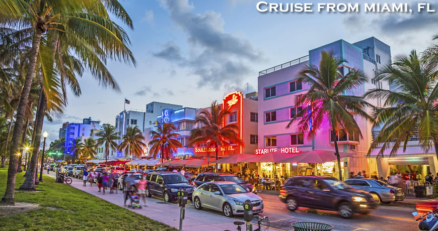 Cruises From Miami Cruise From Miami Florida Direct Line Cruises