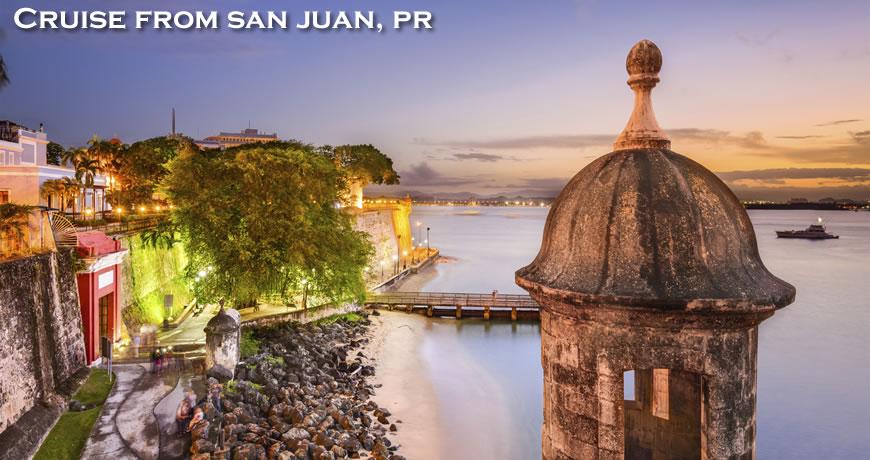 Cruises From San Juan Cruise From San Juan Puerto Rico