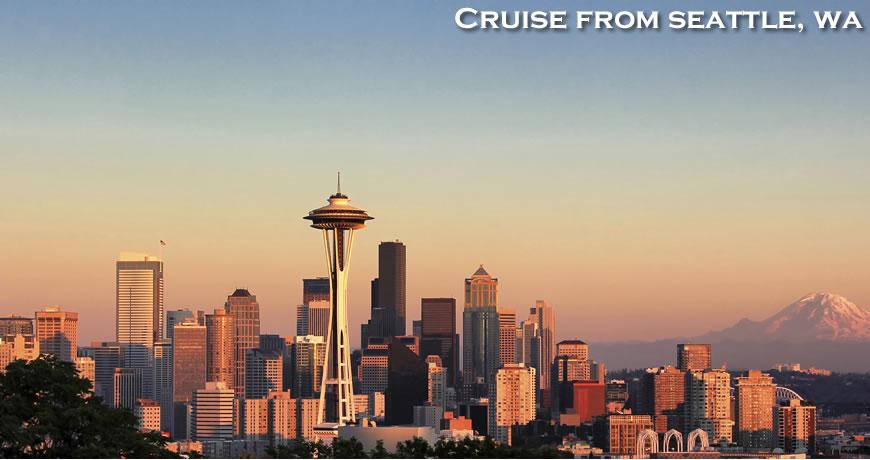 Cruises From Seattle Cruise From Seattle Washington Direct Line Cruises