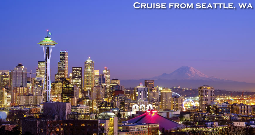 Cruises From Seattle Cruise From Seattle Washington Direct Line Cruises