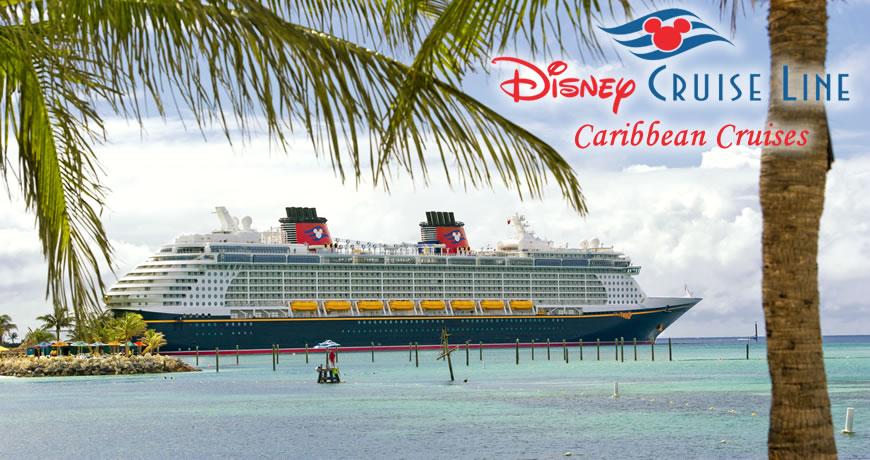 Disney Cruise Line To The Caribbean Caribbean Disney Cruises