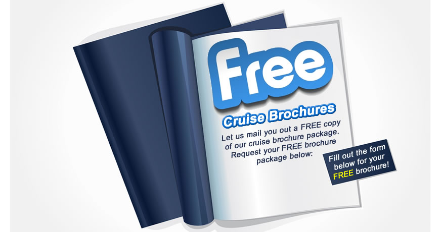 free cruise brochures request free cruise line brochures