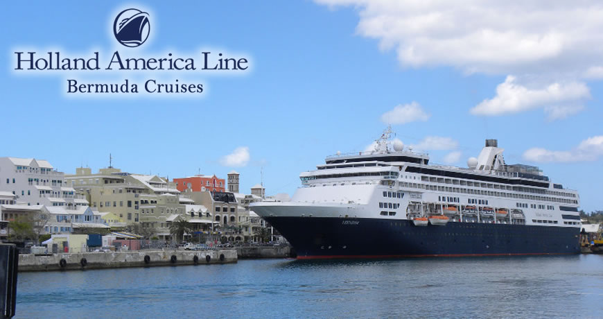 Holland America To Bermuda Holland America Cruises To