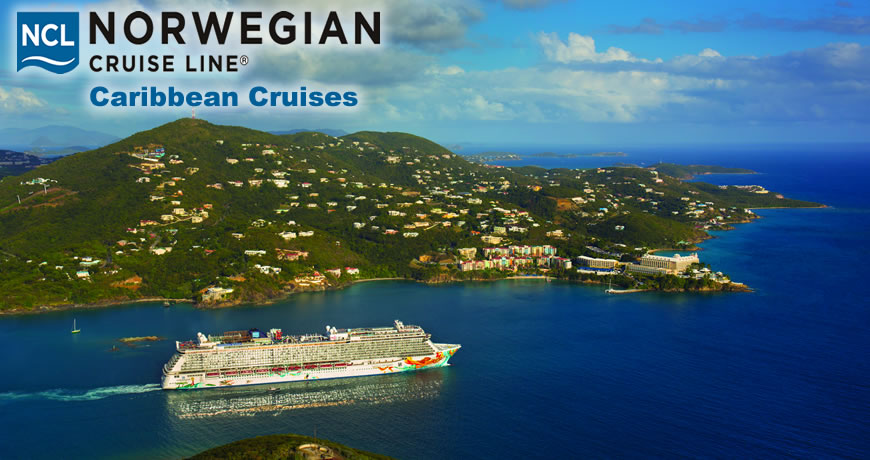 Norwegian Cruise Line To The Caribbean