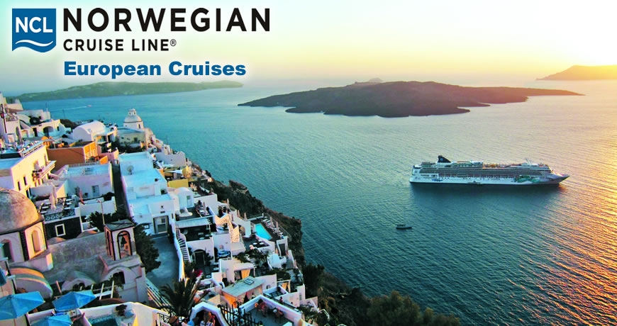 Norwegian Cruise Line To Europe Ncl European Cruises