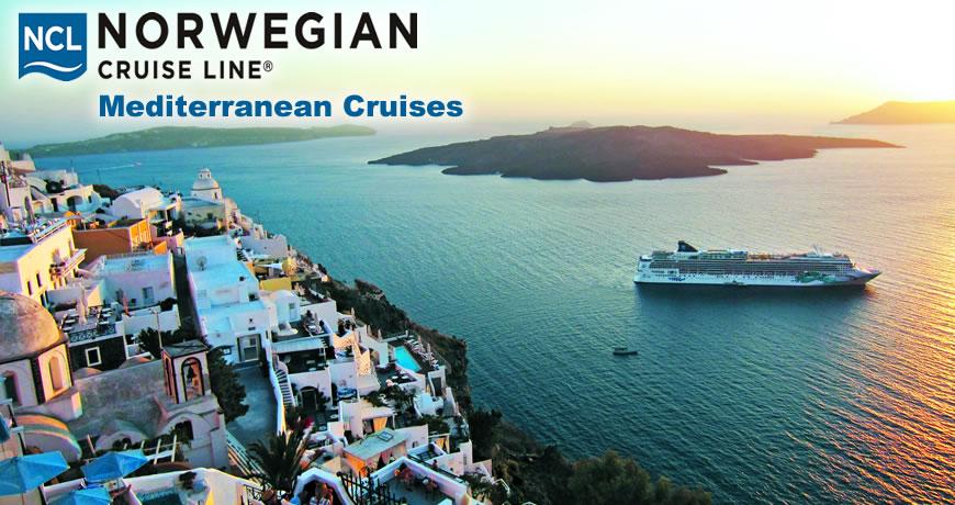 Norwegian Cruise Line To The Mediterranean Mediterranean