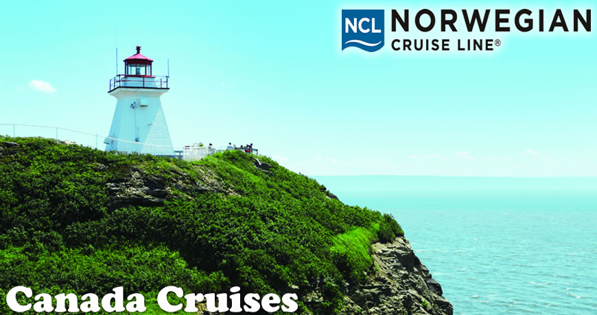 Norwegian Cruise Line To Canada Amp New England
