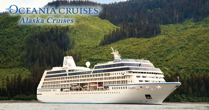Oceania Cruises to Alaska | Oceania Cruise Alaska