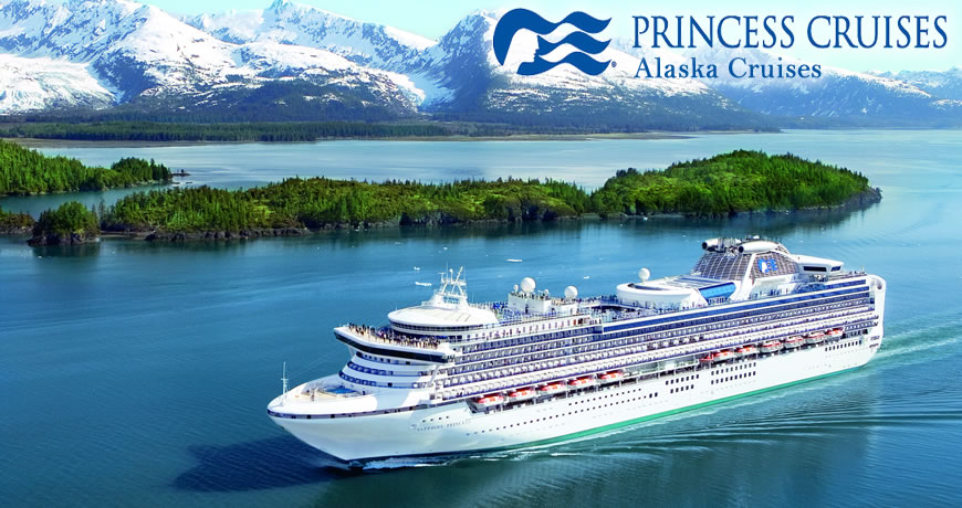Princess Cruises To Alaska Princess Cruise To Alaska