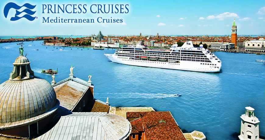 Princess Cruises To The Mediterranean