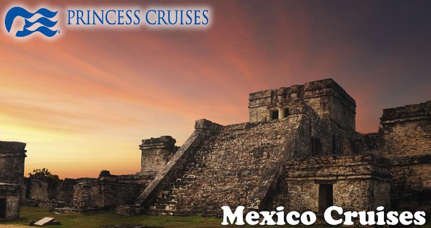Princess Cruises To Mexico Mexican Princess Cruise