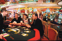 Casino on Adventure of the Seas