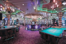 oasis of the seas casino hours