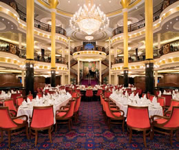Freedom of the Seas Main Dining Room