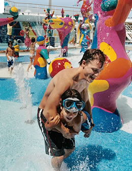 Royal Caribbean Waterpark