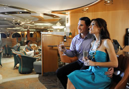 Romantic Cruise Vacation