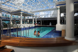 Grandeur of the Seas Solarium Pool