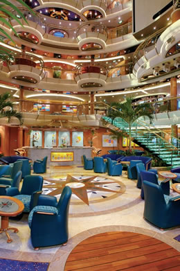 Jewel of the Seas Centrum