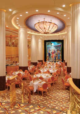 Jewel of the Seas Main Dining Room
