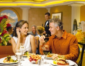 Your Time Dinining on Princess Cruises