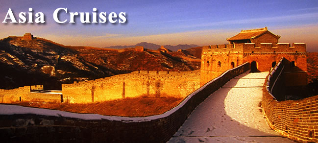 Asia Cruises Cruise To The Far East Direct Line Cruises