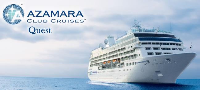 Azamara Quest Azamara Club Cruises