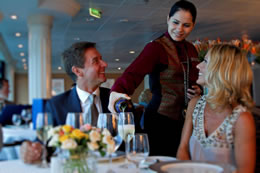 Specialty Dining onboard Azamara Club Cruises