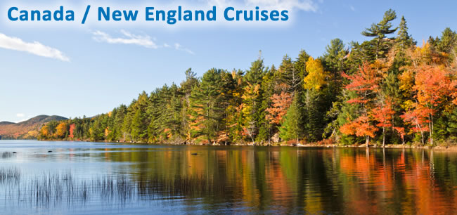 Royal Caribbean Cruises To Canada Amp New England