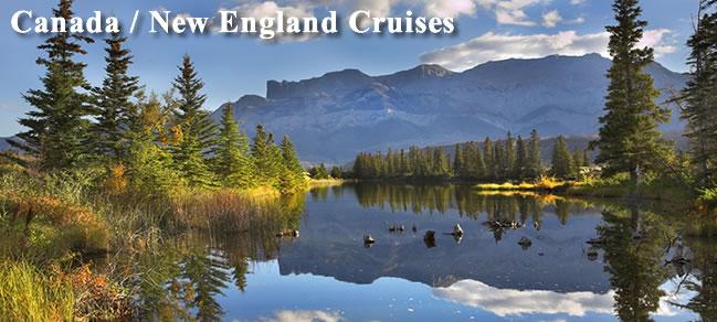 Canada Cruises Canada New England Cruise