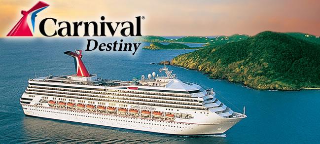 Carnival Destiny Carnival Destiny Cruise Ship