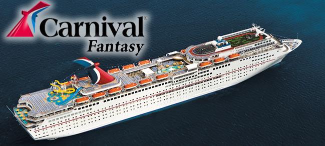 Carnival Fantasy  Carnival Cruise Ship