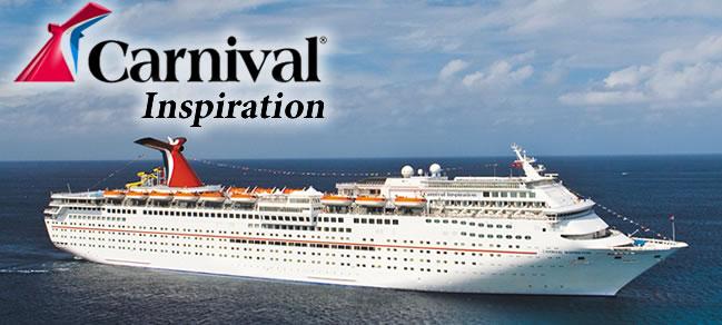 Carnival Inspiration Carnival Cruise Ship