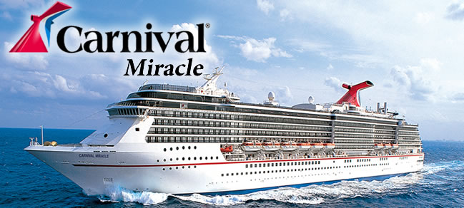 Carnival Miracle Carnival Cruise Ship