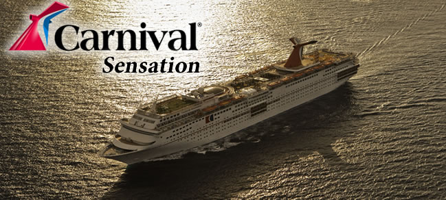 Carnival Sensation Carnival Cruise Ship