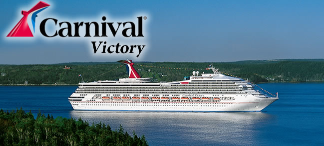 Carnival Victory Carnival Cruise Ship