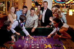 Casinos onboard a Celebrity Cruise