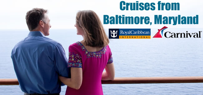 Cruising from Baltimore, MD