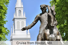 Cruises from Boston, MA